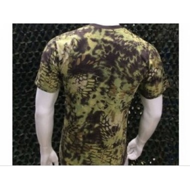 T-SHIRTS GREEN CAMOUFLAGE C /...