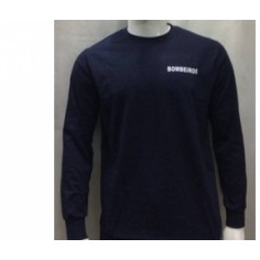 BLUE FINE SWEAT SHIRT -...