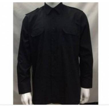 BLACK SHIRT - SAFETY