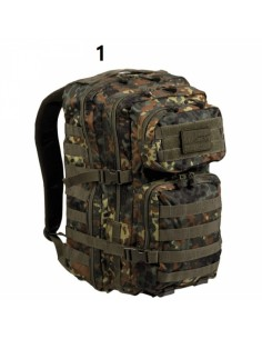 Large Backpack 37Lt. Camouflaged