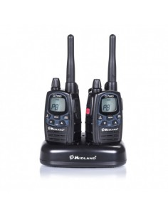 Pacote de 2 rádios PMR446...