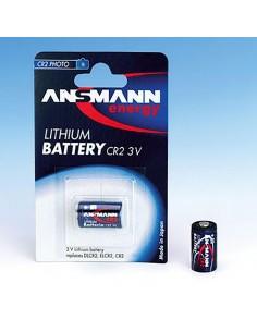 Bateria de lítio ANSMANN, CR2
