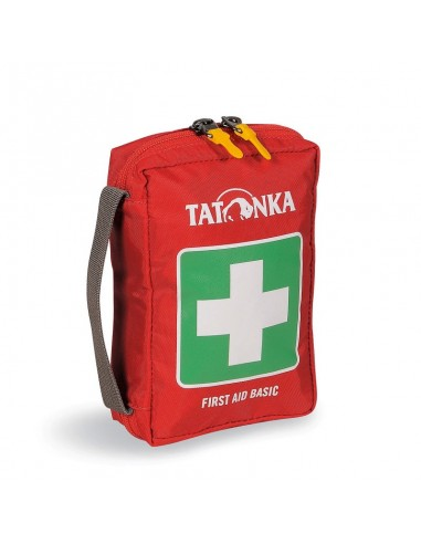 Kit básico de primeiros socorros...