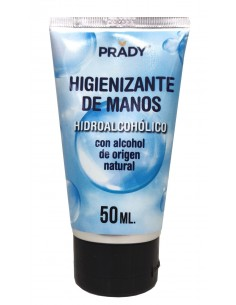 GEL ALCOOL PRADY 50ML