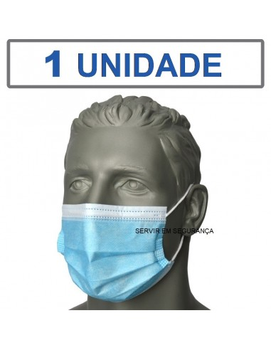 Máscara Cirúrgica descartável (1...