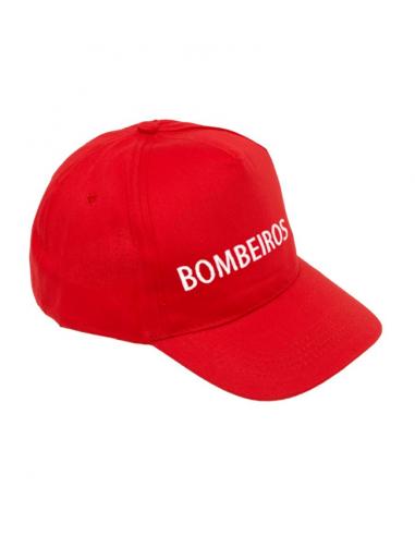 Boné Bombeiro (Bordado)