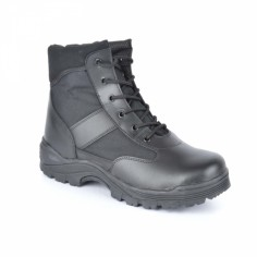 Semi-High Safety Combat Boots