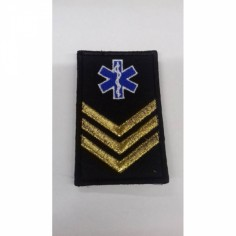 Pompiers Velcro Star of Life