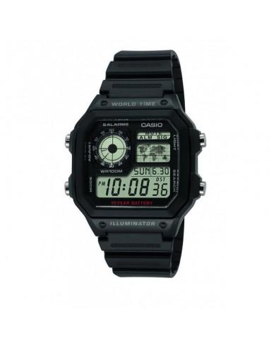 Relógio CASIO AE-1200WH-1AVEF Watch,...