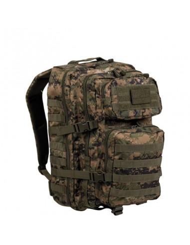 Mochila (4) Camuflado MIL-TEC® 37Lt.