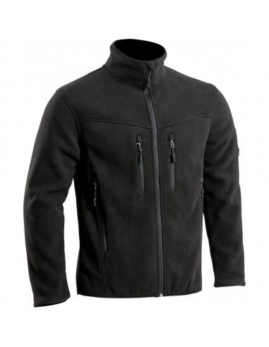 Jaqueta de lã Defender preta