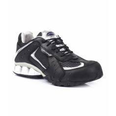 Silver S1P Sneaker