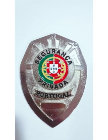 Badge de sécurité privé