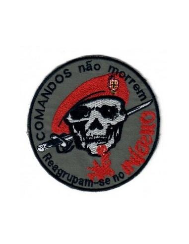 Emblema bordado COMANDOS