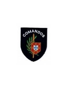 Emblema bordado COMANDOS...