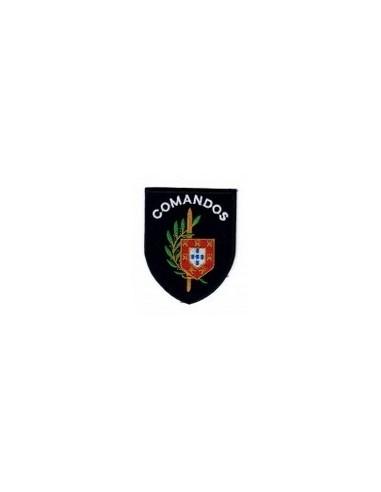 Emblema bordado COMANDOS  10 x 8