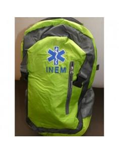 Backpacking emergency...