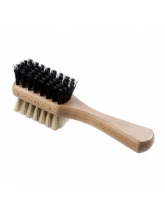 Brush the double-sided