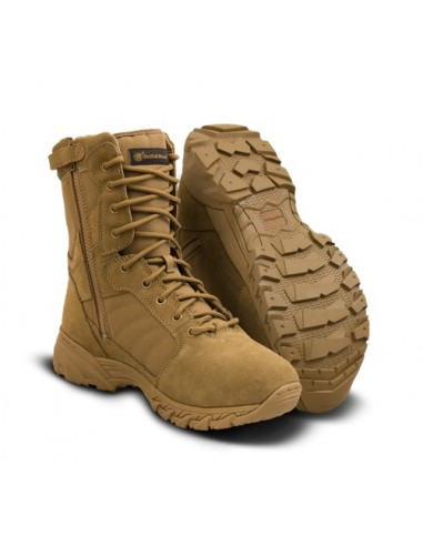 "Bota tática Breach 2.0 8"" Side Zip -..."