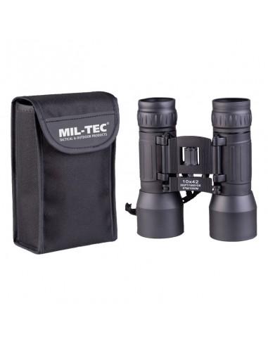 Binocular tático 10X42 MIL-TEC®