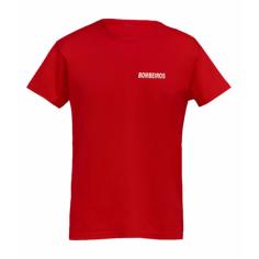 Camiseta Bombero (RED)