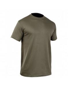 T-shirt 100% algodão - verde