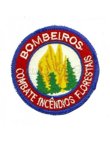 EMBLEMAS BORDADOS BOMBEIROS COMBATE...