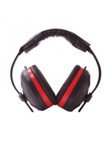 Protetor auricular confortável...