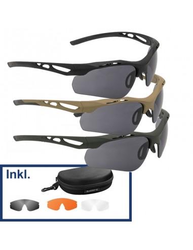 Óculos Attac SWISS EYE®.  incl....