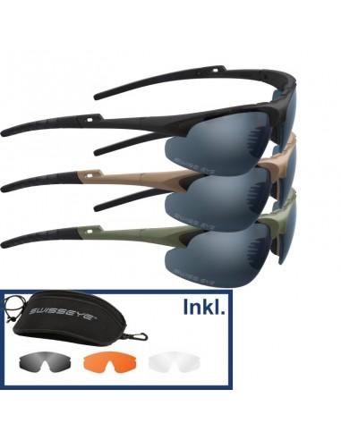 Óculos Apache SWISS EYE® inc. Lentes...