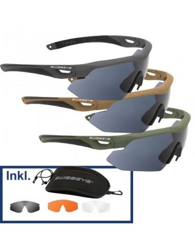 Óculos Raptor SWISS EYE®. incl....
