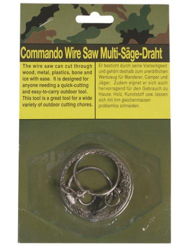 COMMANDO POCKET WIRE SAW MIL-TEC®