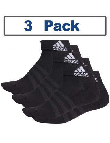 "Meias Adidas® ""Cush"" low (3 pack)"