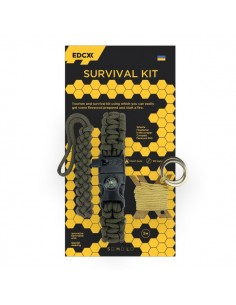 Survival Kit EDCX , Army Green