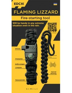"""Fire-starting tool """"Flaming..."""
