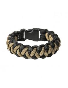 """Bracelet """"Solomon"""", - Preto"""
