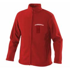 Red Polar Coat