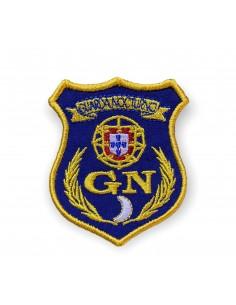 Emblema bordado C/ velcro GUARDA NOCTURNO