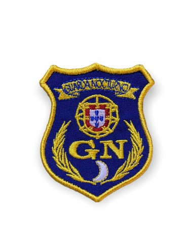 Emblema bordado C/ velcro GUARDA...