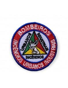 Emblema bordado Bombeiro...
