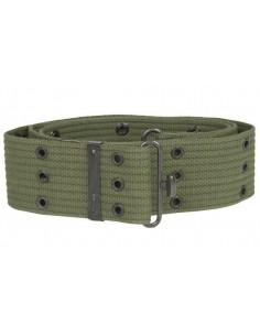 Cinturão de ilhós - verde