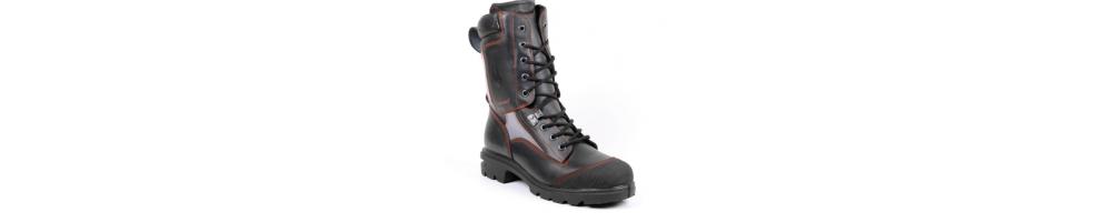 Calçado Segurança Bombeiros e Profissões - Alto risco - SERVIR EM SEGURANÇA®️ - calçado, roupa e acessórios para profissionais!